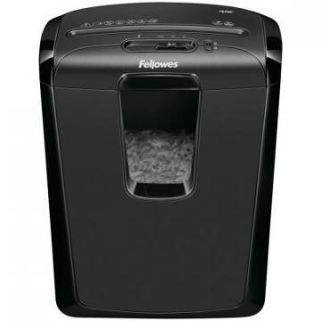 Fellowes Powershred 49c Light-Duty Cross-Cut Shredder, 8 Sh