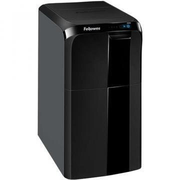 Fellowes Automax 300c Auto Feed Heavy-Duty Cross-Cut Shredder, 300 Sh