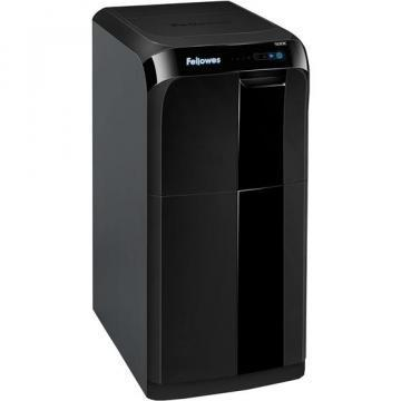 Fellowes Automax 500c Auto Feed Continuous-Duty Cross-Cut Shredder, 500 Sh