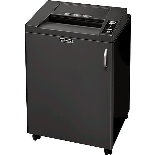 Fellowes Fortishred 3850c Continuous-Duty Cross-Cut Shredder, 24 Sh