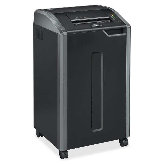 Fellowes Powershred 425i Continuous-Duty Strip-Cut Shredder