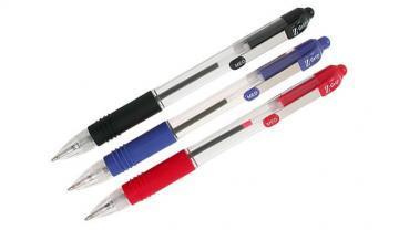 Zebra Z-Grip Ballpoint Retractable Pen