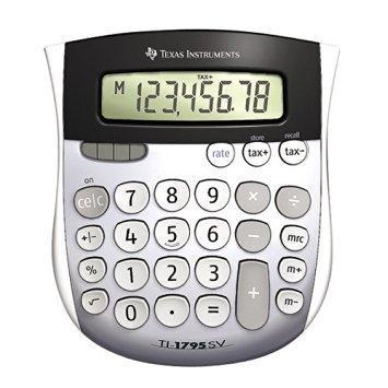 Texas Instruments TI-1795SV Minidesk Calculator