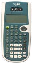 Texas Instruments TI-30XS MultiView Scientific Calculator