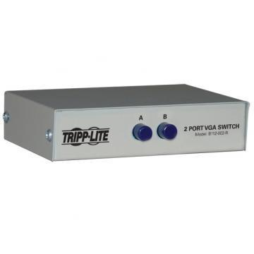 Tripp Lite VGA Switch, Two Position, Manual