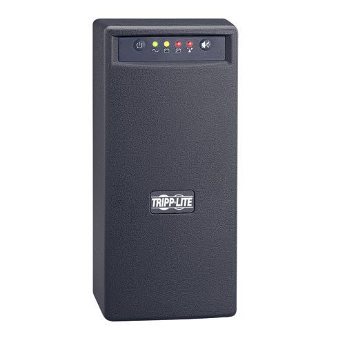 Tripp Lite Smart Tower 750VA UPS 120V with USB