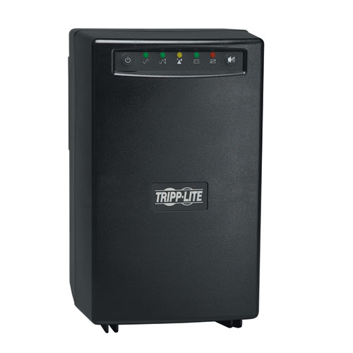 Tripp Lite OmniVS Series AVR Ext Run 1500VA UPS 120V with USB, RJ45