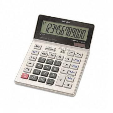 Sharp VX2128V Commercial Desktop Calculator