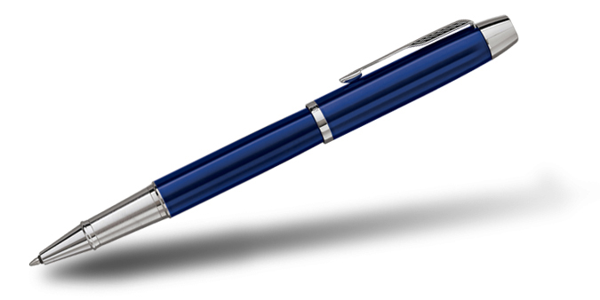 Parker IM Roller Blue CT Pen