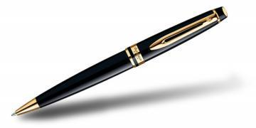 Waterman Expert Black Lacquer GT Ball Pen