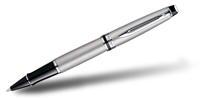 Waterman Expert Stainless CT Roller