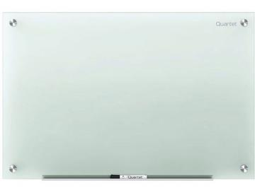 Quartet Infinity Glass Marker Board, Frosted Surface
