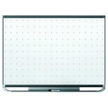 Quartet Prestige 2 Total Erase Magnetic Whiteboard, Graphite Finish Frame