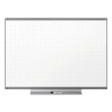 Quartet Prestige 2 Total Erase Whiteboard, Graphite Finish Frame