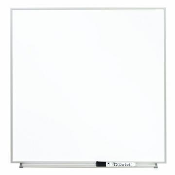 Quartet Matrix Painted Steel Magnetic Whiteboard