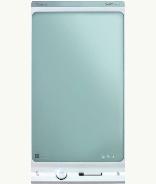 Quartet SMART kapp 42 Digital Dry-Erase Board, White Frame