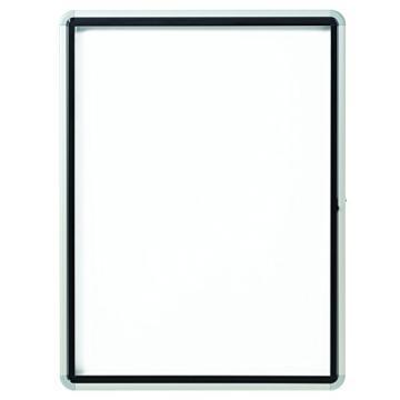 "Quartet Enclosed Magnetic Whiteboard for Outdoor Use, 30"" x 27"""