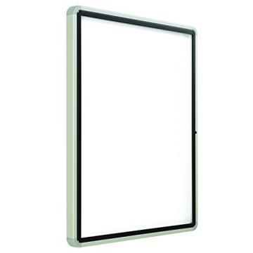 "Quartet Enclosed Magnetic Whiteboard for Outdoor Use, 30"" x 39"""