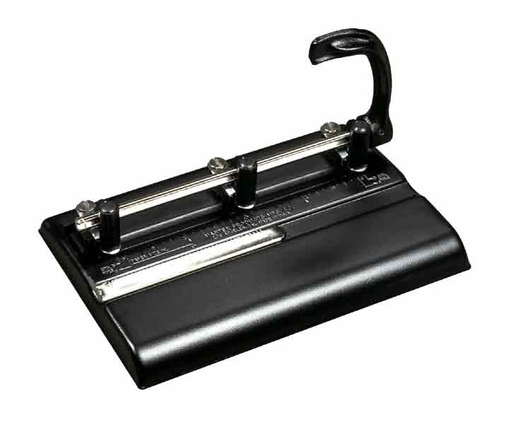 Martin Yale 325B 24 Sheet Hole Punch