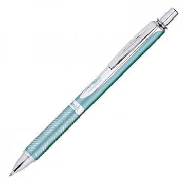 Pentel EnerGel Alloy RT Retractable Liquid Gel Pen, .7mm