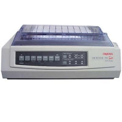 OKI Microline 390 24-Pin Dot Matrix Turbo Printer