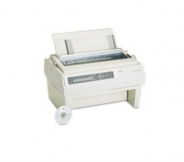 OKI Pacemark 3410 Nine-Pin Dot Matrix Printer