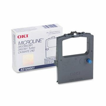 OKI Microline 380, 390, 391 Printer Ribbon