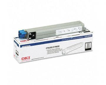 OKI Toner (Type C7), 15000 Page-Yield, Black