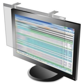 "Kantek LCD Protect Privacy Antiglare Deluxe Filter, 24"" Widescreen"