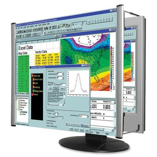 "Kantek LCD Monitor Magnifier Filter, 22"" Widescreen, 16:9/16:10"