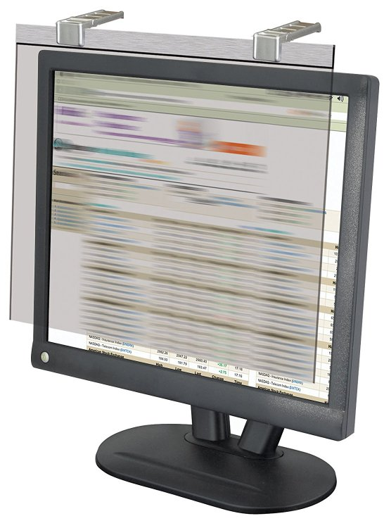 "Kantek LCD Protect Privacy Antiglare Deluxe Filter, 19""-20"" Widescreen"