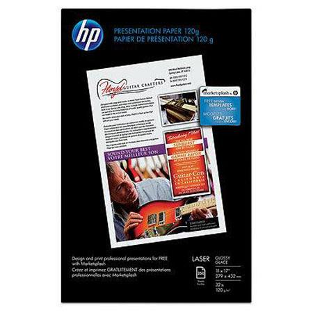 HP Color Laser Presentation Paper, 11 x 17, 250/Pack