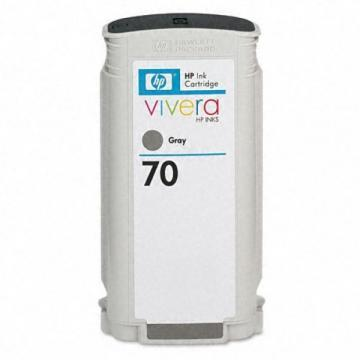 HP 70 Gray Ink Cartridge