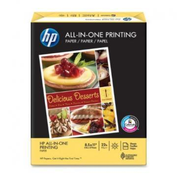 HP All-In-One Printing Paper, 8-1/2 x 11, 500 Sheets