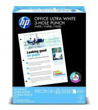 HP Office Ultra-White Paper, 8-1/2 x 11, 500 Sheets