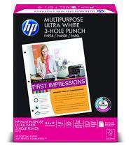 HP Multipurpose Paper, Letter, 500 Sheets