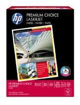 HP Premium Choice LaserJet Paper, 8-1/2x11, 500 Sheets