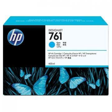 HP 761 Cyan Ink Cartridge