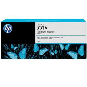 HP 771 Photo Black Ink Cartridge