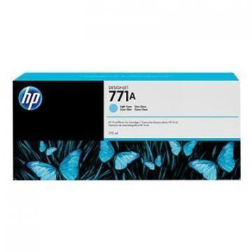 HP 771 Light Cyan Ink Cartridge
