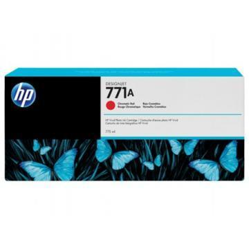 HP 771 Chromatic Red Ink Cartridge