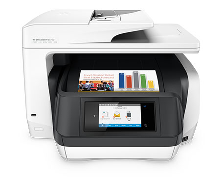 HP Officejet Pro 8216 Color Inkjet Printer