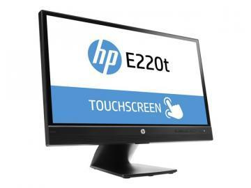 HP EliteDisplay E220t 21.5-inch Touch Monitor
