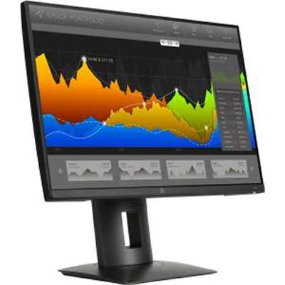 HP Z24nq 23.8-inch Narrow Bezel IPS Display