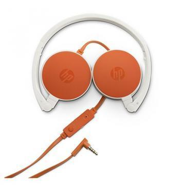 HP H2800 Orange Headset