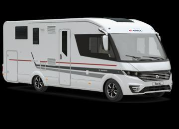 Adria Mobil Sonic Plus Integrated Motorhome