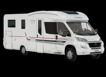 Adria Mobil Matrix Plus Crossover Motorhome