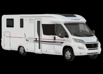 Adria Mobil Coral Plus Semi-Integrated Motorhome