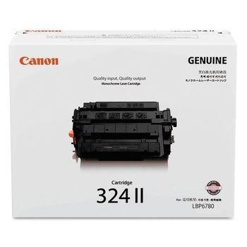 Canon 324LL High-Yield Toner, Black