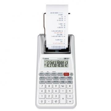 Canon P1-DHV-G 12-Digit Palm Printing Calculator